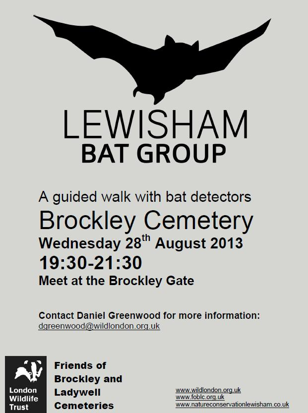 LWT bat walk