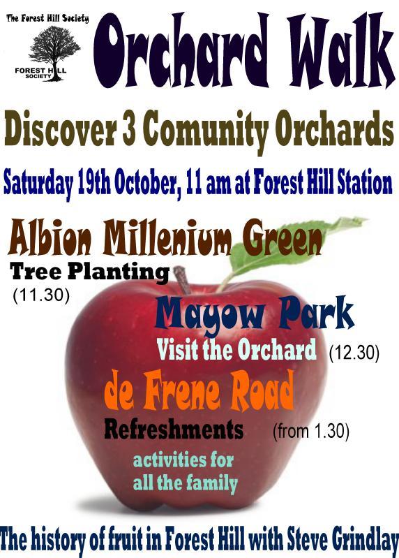 A 3 Community Orchard Walk