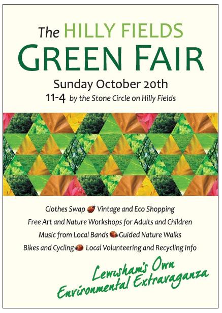 2013_10_09 Green Fair Poster