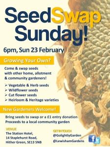 Seedswap Sunday