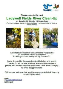 Ladywell clean up v1