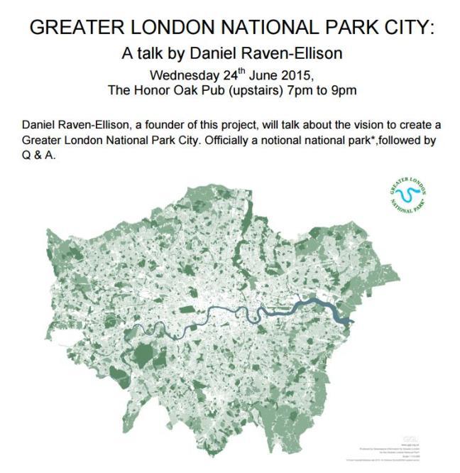 Greater London Park City