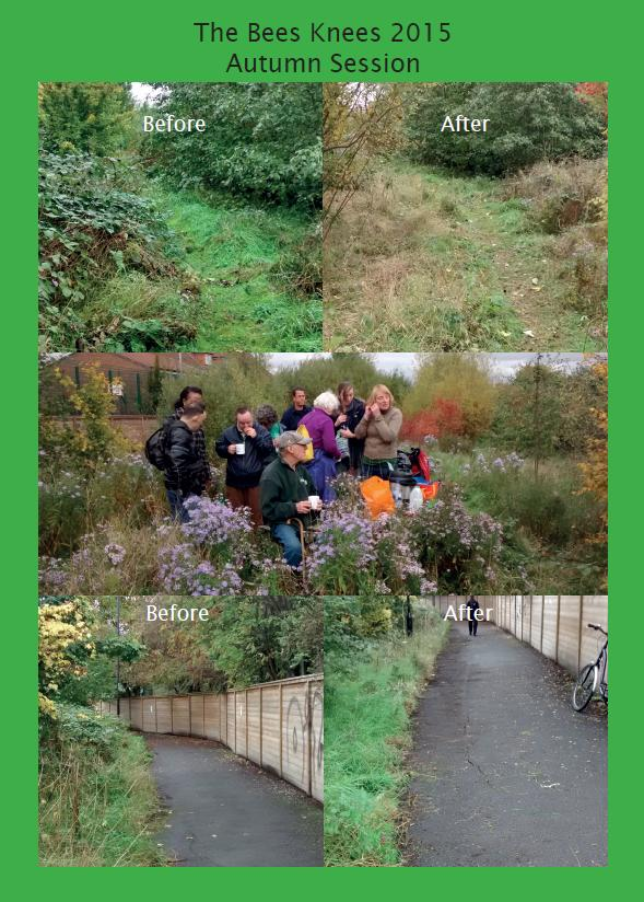 A successful joint project with Sustrans London