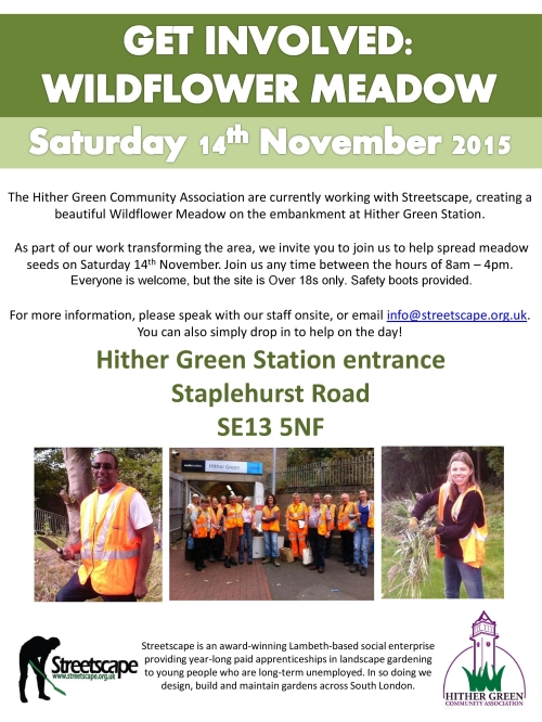 Get involved in Hither Green