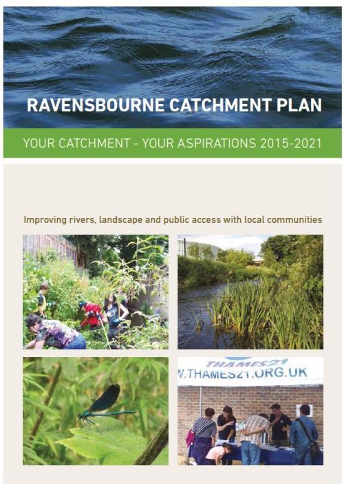 Ravensbourne Catchment plan