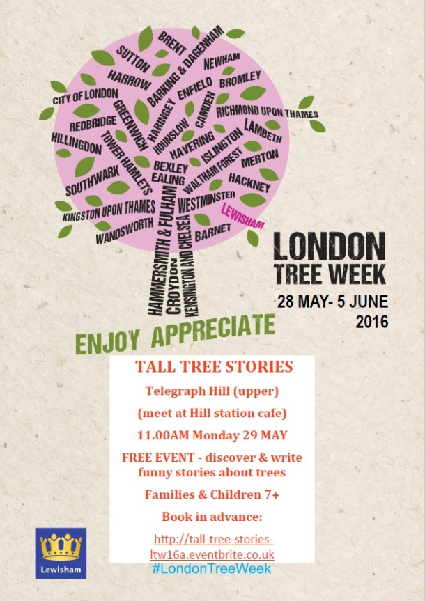 Celebrate London Tree Week
