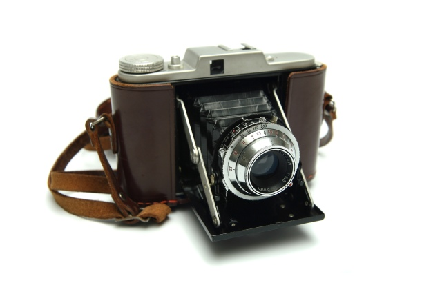 Old Camera © freeimages.com/Jean Scheijen