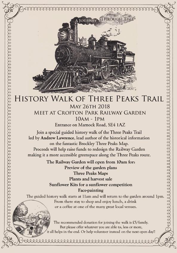 2018 Crofton Park Railway