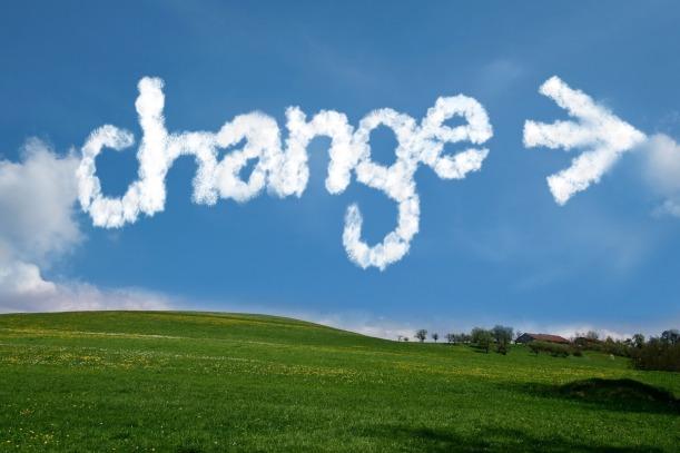 Change © geralt