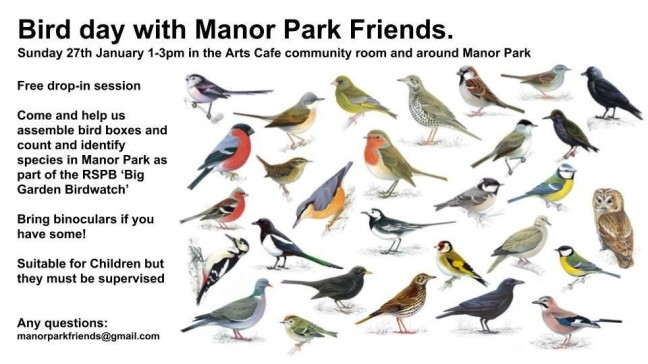 manor park bird